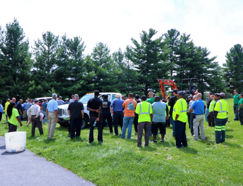 Alpine Services supports FALCAN and Maryland State Police truck and trailer safety seminar