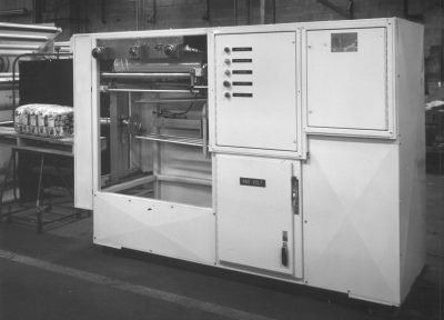 Alpine Services, Inc. - Package Wrapping Machine - ost-saving-solution
